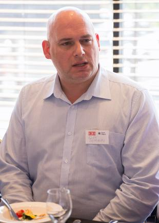 Glen Bearman, Territory account manager, Cisco New Zealand