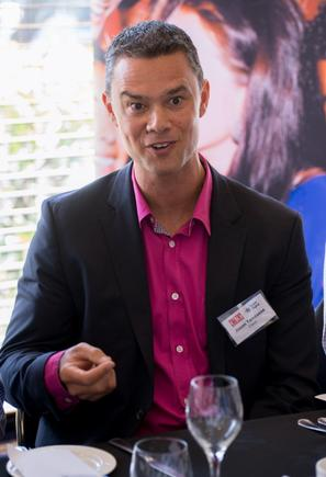 Jason Tamasese, collaboration specialist, Cisco New Zealand