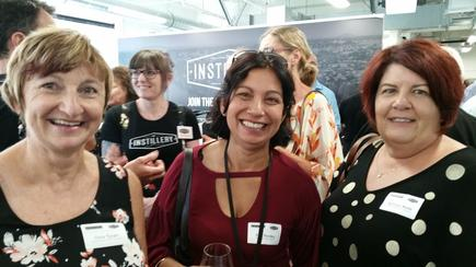 More than 150 people attended the launch of The Instillery HQ at the top floor of SkyCity in Hamilton