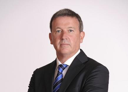 SAS ANZ managing director, David Bowie.