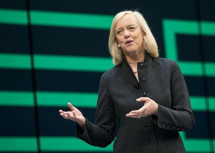 Meg Whitman - Hewlett Packard Enterprise president and CEO