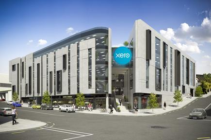 Xero's Auckland employees will move to this building in Parnell before the yearend.
