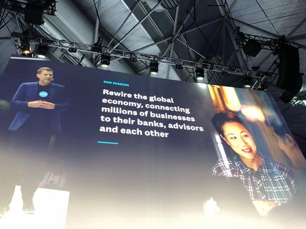 Steve Vamos at Xerocon 2018