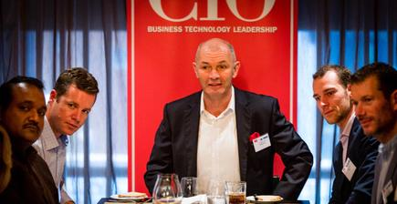 Campbell Such of Bidfood at a CIO roundtable discussion in Auckland: Lifelong learning and the right attitude is key to futureproofing a career in ICT.