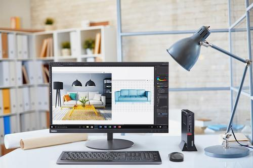 Lenovo's new workstation is indeed 'Tiny' but packs a punch