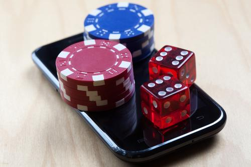 Employees put business data at risk by installing gambling apps on their phones