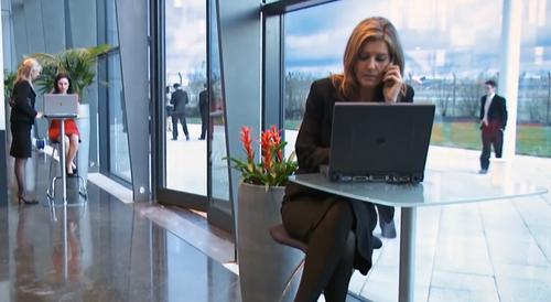 Dell and Intel: No wires workspace improves business productivity
