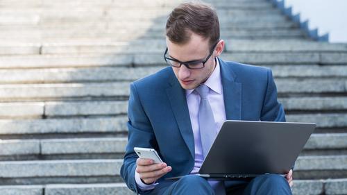 Mobile workforce – less talking, more doing
