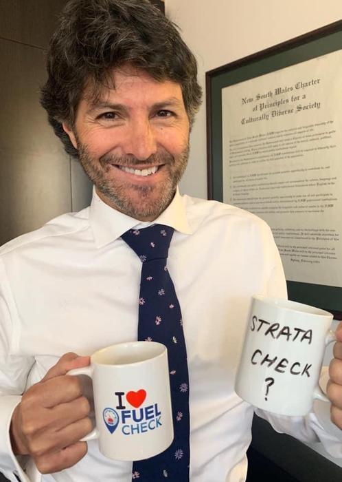 Victor Dominello MP