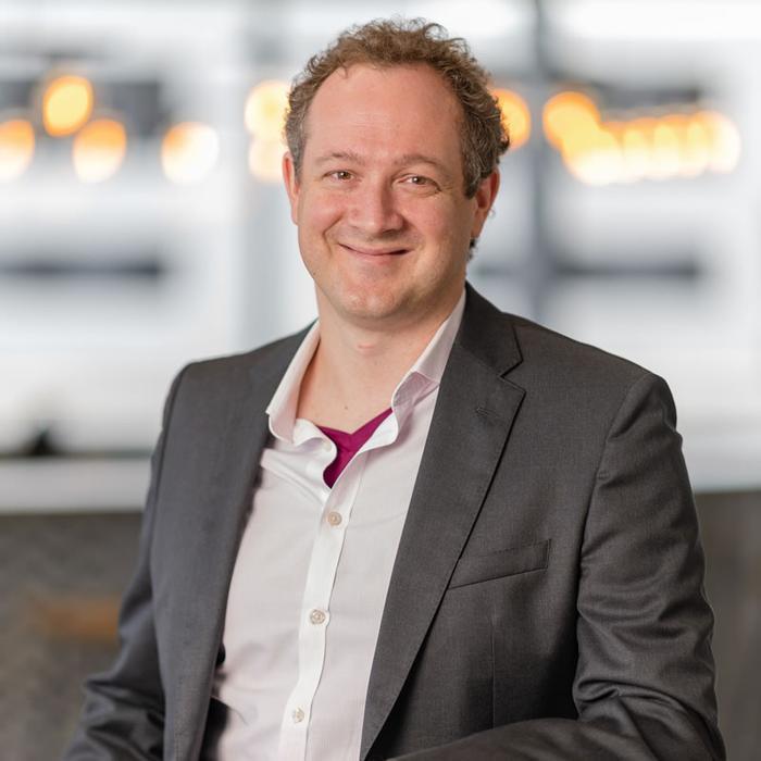 Cog Systems CEO Dr. Daniel Potts