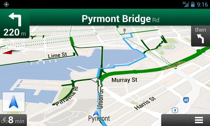 Screenshot_2012-08-29-09-16-17.jpg - A look at cycling directions in action on Android.