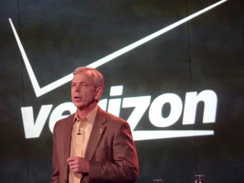 Verizon Communications Chairman and CEO Lowell McAdam spoke Tuesday at CES.