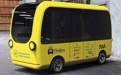 Flinders University shuttle concept