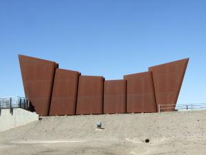 Line of Lode Miner's Memorial