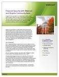 Financial Security with Webroot and Virginia Community Bank